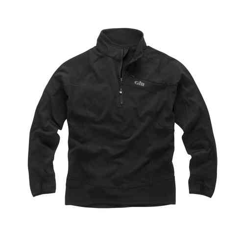 Thermogrid Zip Neck 1333