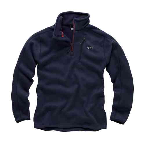 Gill Herren Strick Fleece 1490